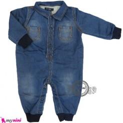 سرهمی لی بچه گانه بِی بی گپ Baby Gap jeans sleepsuits