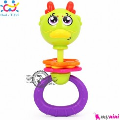 جغجغه نوزاد هویلی تویز اژدها Huile toys zodiac rattles