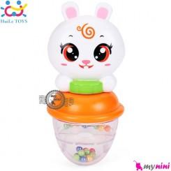 خرگوش هویلی تویز جغجغه ای Huile toys zodiac rattles