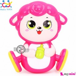 گوسفند جغجغه ای هویلی تویز Huile toys zodiac rattles