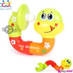 مار هویلی تویز جغجغه ای Huile toys zodiac rattles