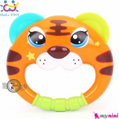 ببر جغجغه ای هویلی تویز Huile toys zodiac rattles