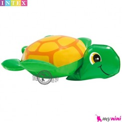 اسباب بازی حمام و استخر اینتکس لاکپشت Intex Puff n play