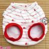 شورت پنبه ای نوزاد و کودک کفشدوزکی Ladybird baby bodysuits