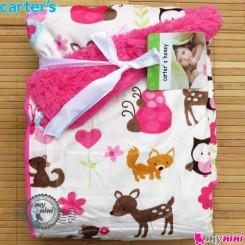 پتو کارترز سیسمونی نوزاد Carter's baby blanket