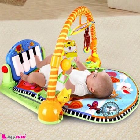 تشک بازی موزیکال پیانو 3 حالته Piano Play Gym