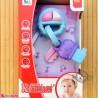 جغجغه موزیکال رنگارنگ نوزاد و کودک کلید Baby musical rattle key