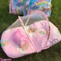 پشه بند تشک دار نوزاد و کودک قابل حمل هپی بِیبی Baby mosquito net
