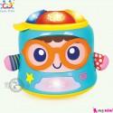 اسباب بازی آموزشی نوزاد و کودک موزیکال کودک شاد مارک هویلی تویز Huile Toys Happy baby