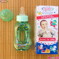 شیشه شیر نوزاد وسط خالی مارک کمرا تایوان Camera baby feeding bottle
