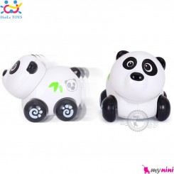پاندا هویلی تویز اسباب بازی نشکن Huile Toys panda