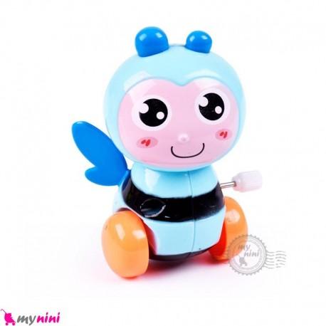 اسباب بازی سیسمونی کوکی زنبور بامزه Cute bee toys sharp catling