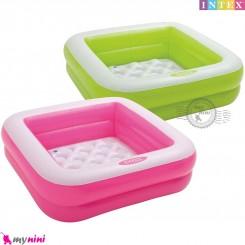 وان بادی و استخر اینتکس کودک مربعی Intex Baby Pool